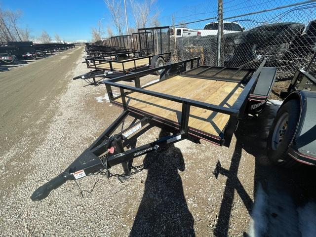 2021 Diamond T Trailers 5-10RampGate