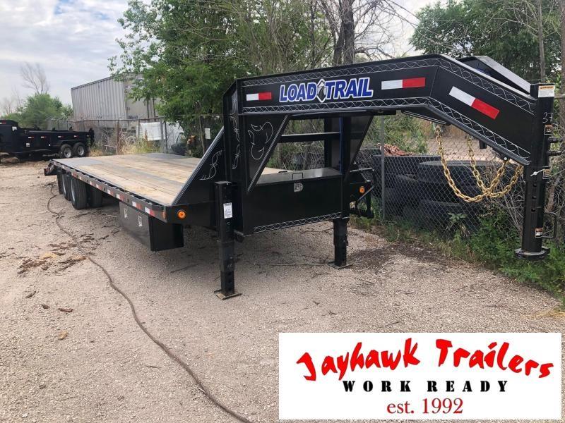2021 Load Trail 102-27+5TandemDualGooseNeck