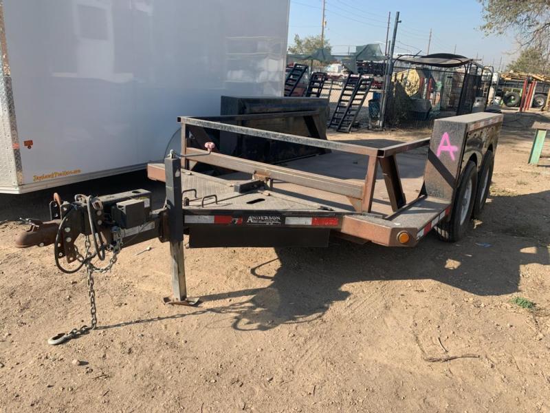 2013 Anderson Manufacturing 6-14HydraulicFloor