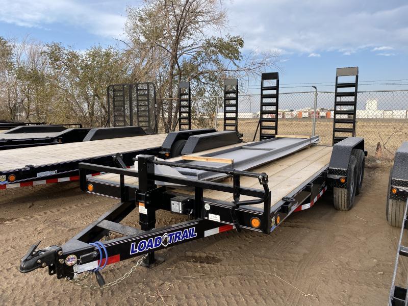 2021 Load Trail 83-HD16EquipmentHauler