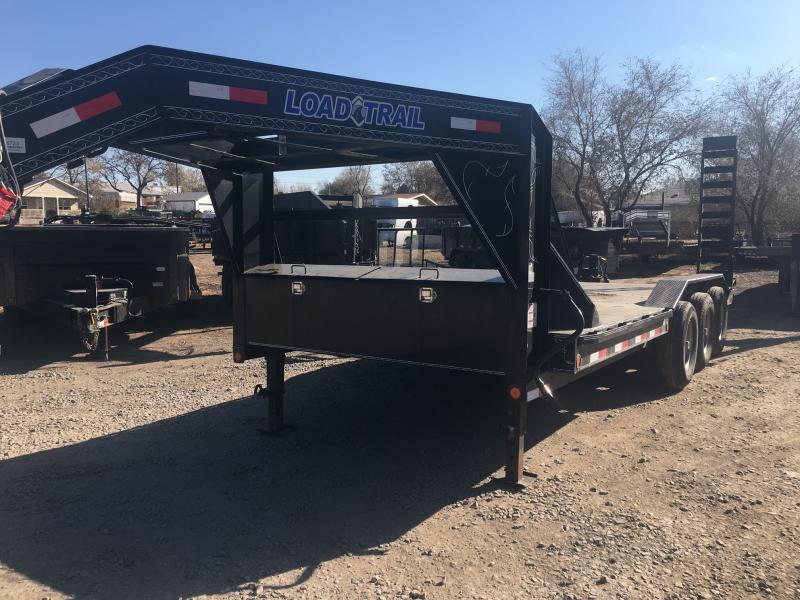 2018 Load Trail 83-HD20EquipmentHaulerTriple
