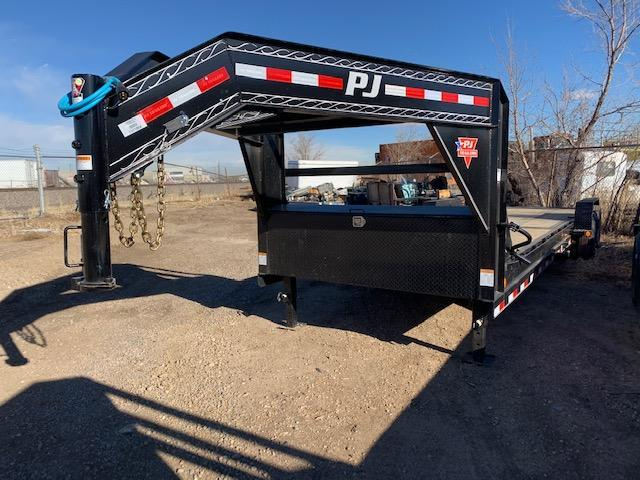 2021 PJ Trailers 83-HD26TILTEquipmentHauler