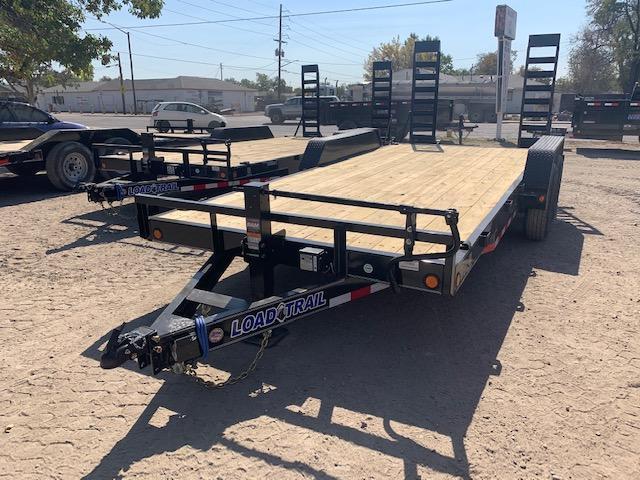 2021 Load Trail 83-HD18EquipmentHauler