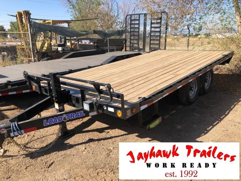 2022 Load Trail 102-16DeckOver