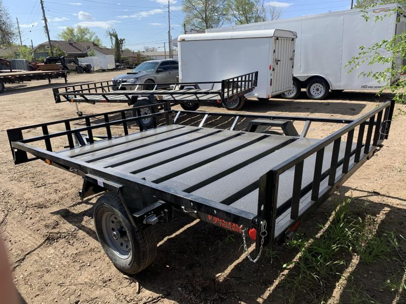 2020 Echo Trailers 2 Place ATV EE-9-13