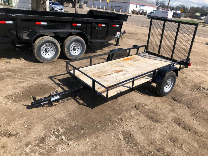 2021 Diamond T Trailers 4.5-9RampGateUtility