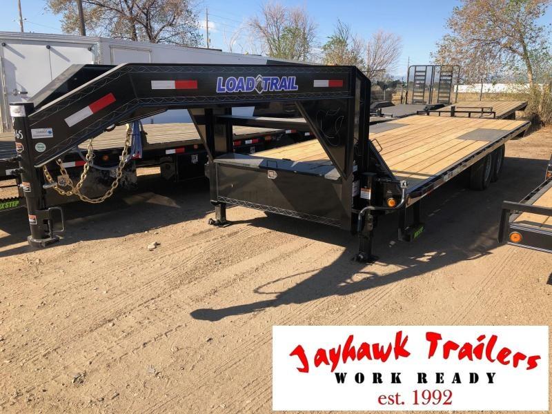 2022 Load Trail 102-24DeckOverGooseNeck