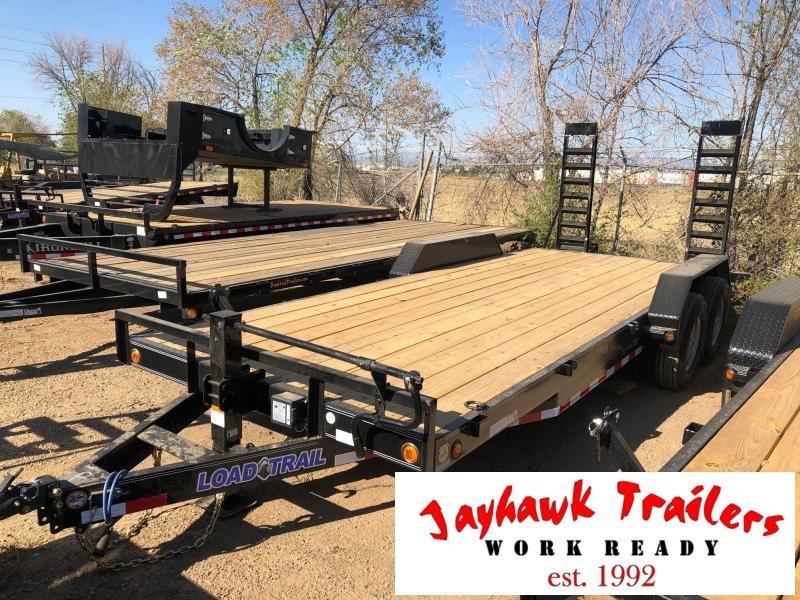 2022 Load Trail 83-HD20EquipmentHauler