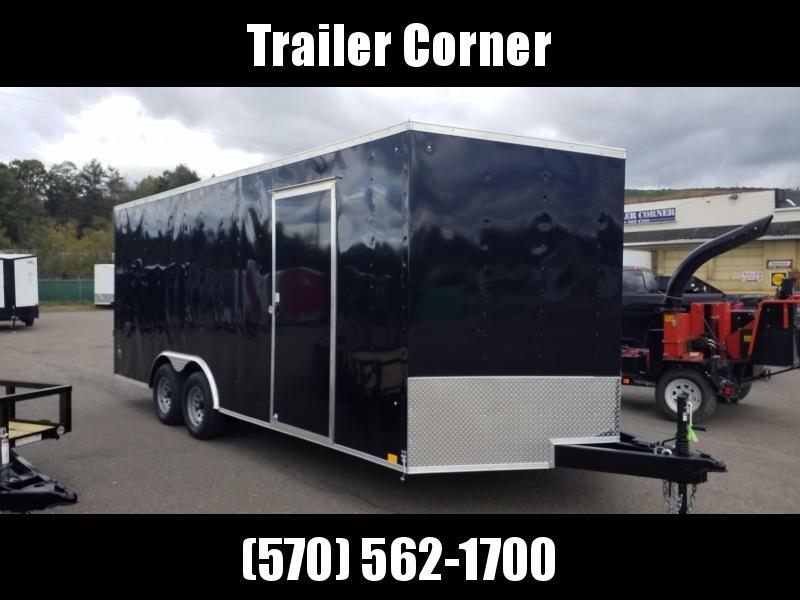 2022 Look Trailers ST 8.5X20 10K DLX - EXTRA HEIGHT - RAMP DOOR Car / Racing Trailer