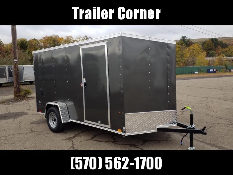 2022 Look Trailers STLC 6X12 RAMP DOOR Enclosed Cargo Trailer
