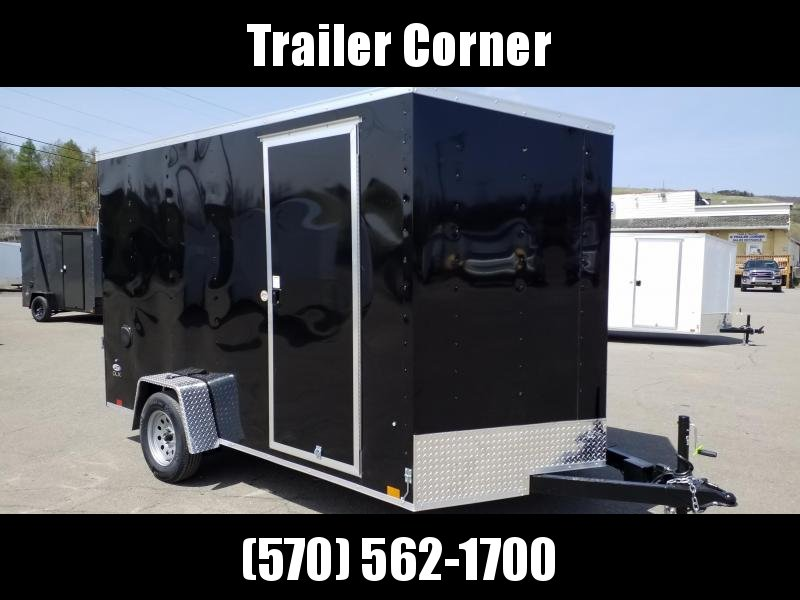 2022 Look Trailers STLC 7X12 - UTV HEIGHT - RAMP DOOR Enclosed Cargo Trailer