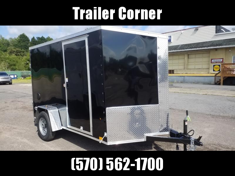 2021 Look Trailers EWLC 6X10 RAMP - ELECTRIC BRAKES Enclosed Cargo Trailer