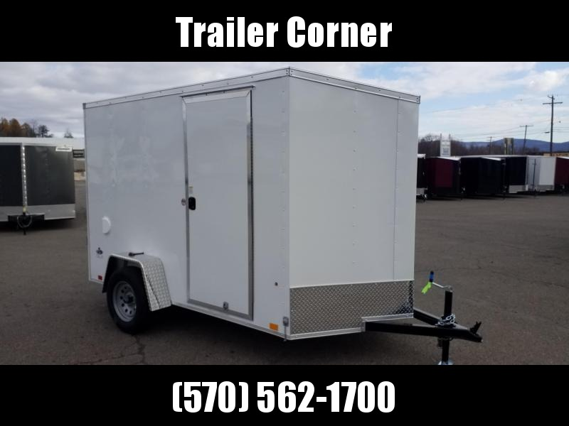 2022 Look Trailers STLC 6X10 - RAMP - EXTRA HEIGHT Enclosed Cargo Trailer