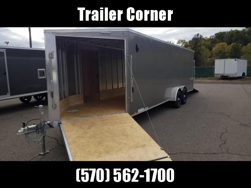 2021 Look Trailers AWEF 7X29 ALUMINUM Snowmobile Trailer