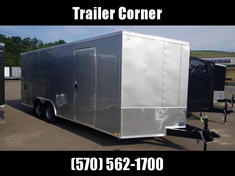 2022 Look Trailers ST 8.5X20 7K DLX Car / Racing Trailer