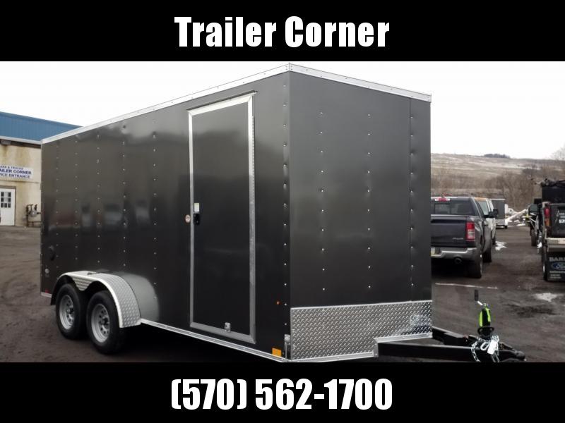 2022 Look Trailers STLC 7X16 - UTV HEIGHT - RAMP Enclosed Cargo Trailer