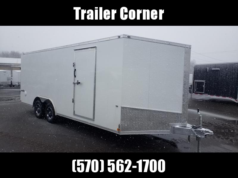 2021 Formula SPIRIT 8.5X20 7K ALUMINUM Car / Racing Trailer