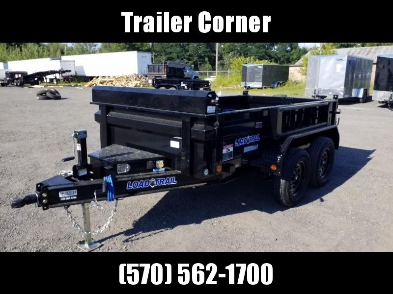 2022 Load Trail 5X10 7K - SCISSOR - RAMPS - TARP KIT Dump Trailer