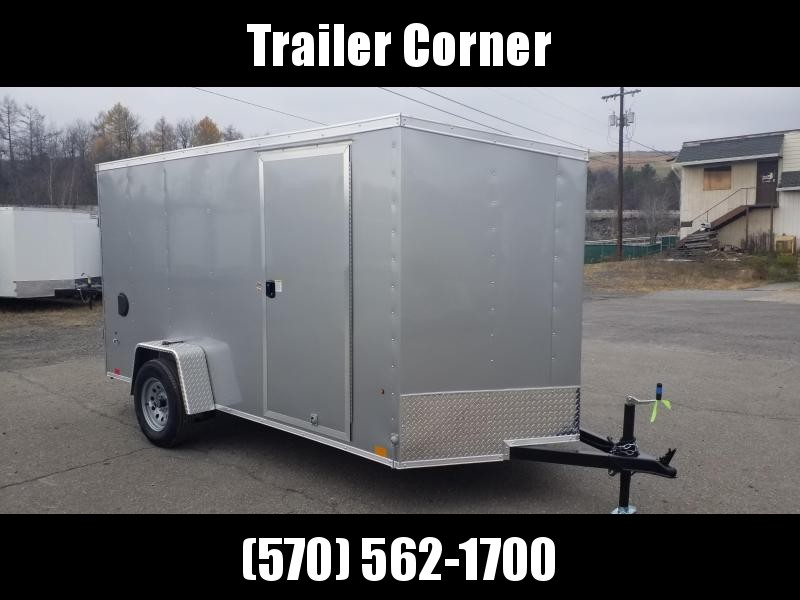 2021 Look Trailers STLC 6X12 - RAMP Enclosed Cargo Trailer