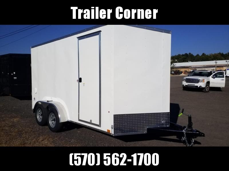 2021 Look Trailers STLC 7X14 UTV HEIGHT Enclosed Cargo Trailer