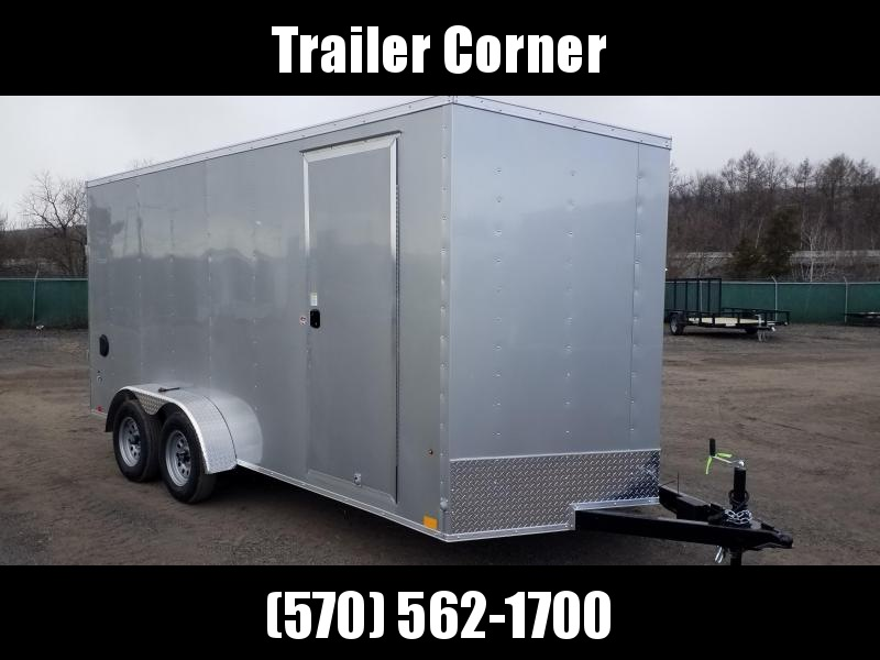 2021 Look Trailers STLC 7X16 - UTV HEIGHT - RAMP Enclosed Cargo Trailer