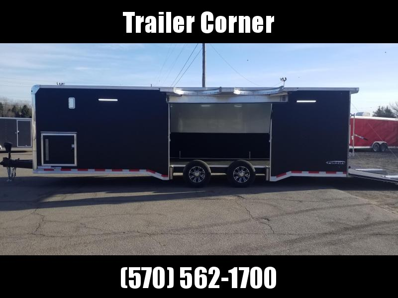 2021 Pace American PURSUIT 8.5X 28 12K - LOADED Car / Racing Trailer