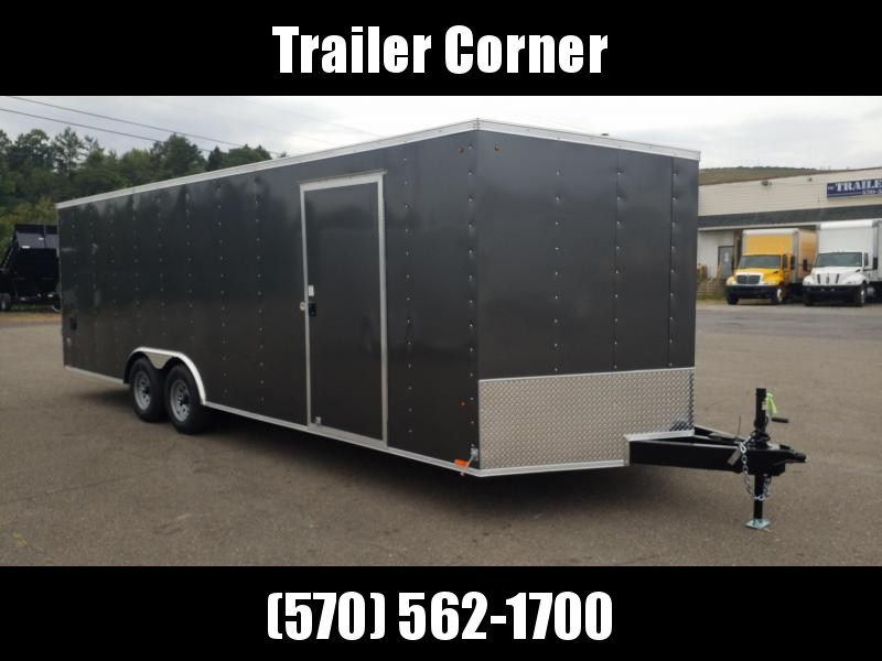 2021 Look Trailers ST 8.5X24 10K DLX Car / Racing Trailer