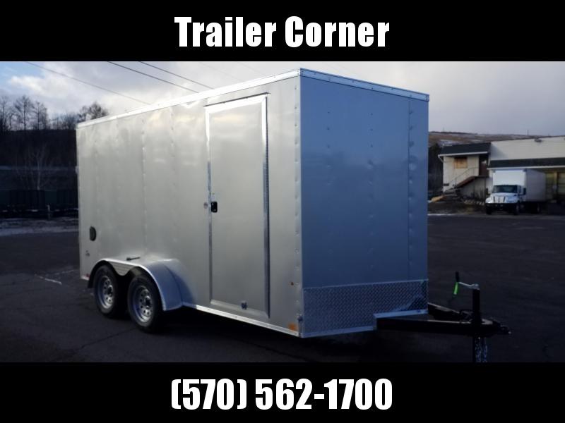 2021 Look Trailers STLC 7X14 - UTV HEIGHT - RAMP DOOR Enclosed Cargo Trailer