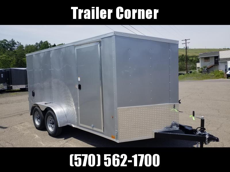 2022 Look Trailers STLC 7X14 - RAMP DOOR Enclosed Cargo Trailer