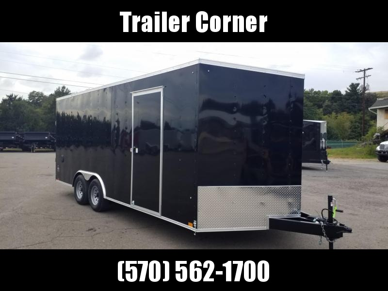2022 Look Trailers ST 8.5X20 10K DLX - EXTRA HEIGHT Car / Racing Trailer