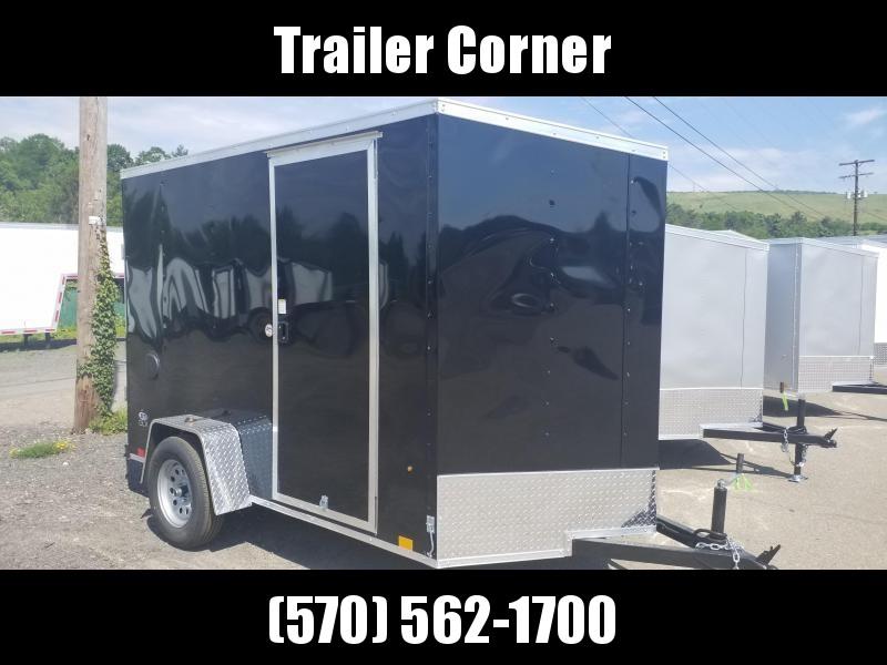 2022 Look Trailers STLC 6X10 - EXTRA HEIGHT - RAMP DOOR Enclosed Cargo Trailer
