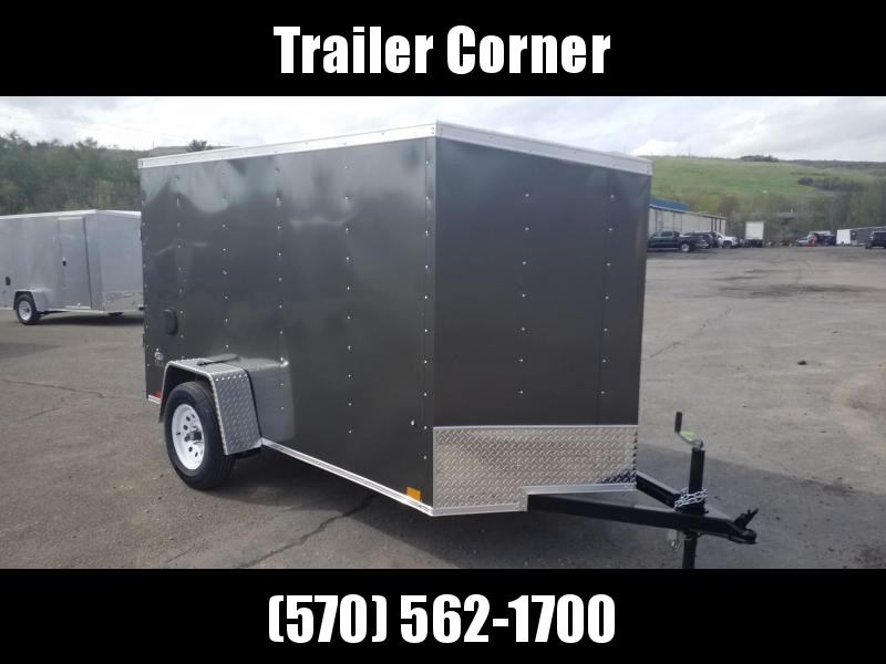 2022 Look Trailers STLC 5X10 - RAMP DOOR Enclosed Cargo Trailer