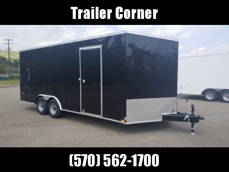 2021 Look Trailers ST 8.5X20 10K DLX EXTRA HEIGHT Car / Racing Trailer