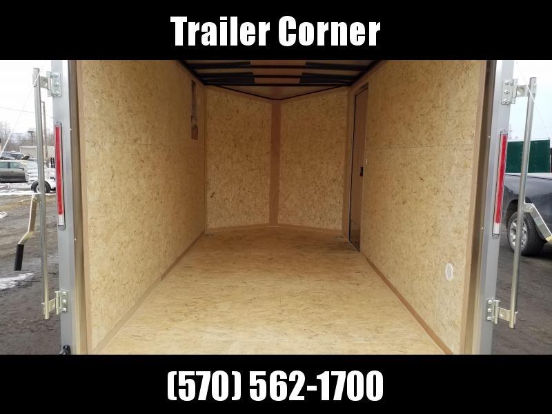 2021 Look Trailers STLC 7X14 - UTV HEIGHT Enclosed Cargo Trailer
