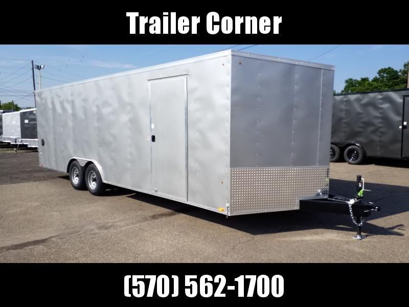 2020 Look Trailers ST 8.5X24 10K DLX Car / Racing Trailer