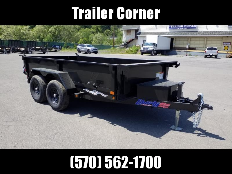 2021 Liberty 6X12 10K Dump Trailer