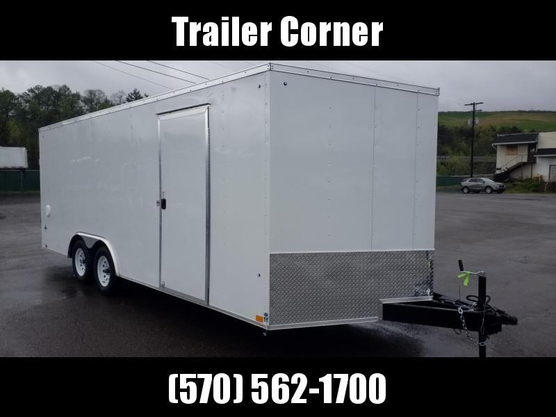 2022 Look Trailers ST 8.5X20 7K Car / Racing Trailer