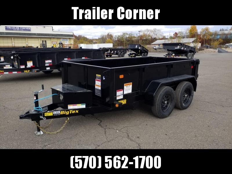 2021 Big Tex Trailers 70SR- 5X10 7K Dump Trailer