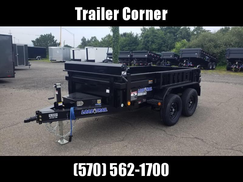 2022 Load Trail 5X10 7K SCISSOR - RAMPS Dump Trailer