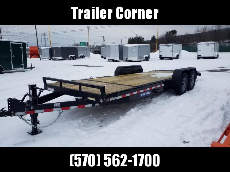 2021 Sure-Trac 7X18+4 14K TILT Equipment Trailer