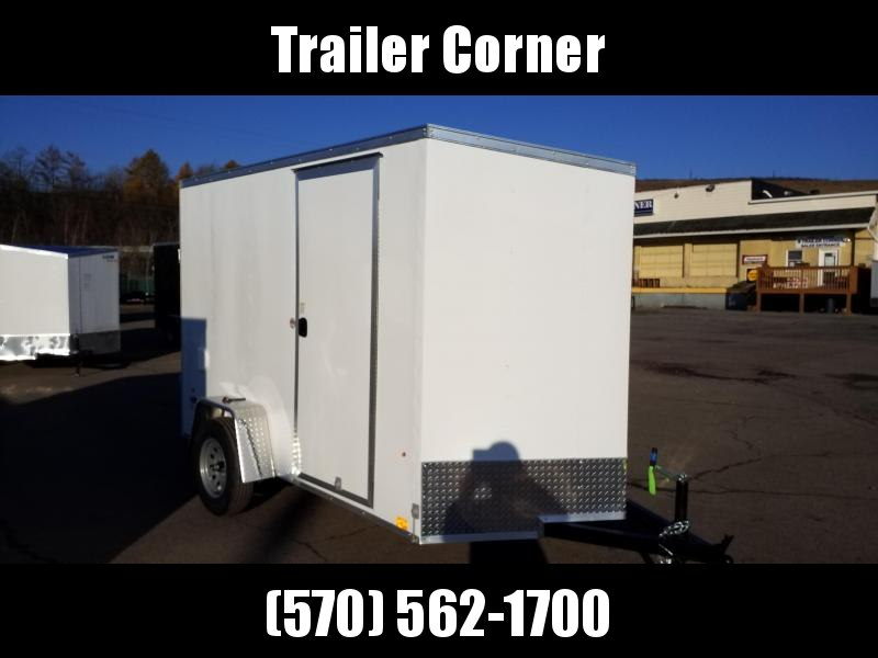 2022 Look Trailers STLC 6X10 - RAMP DOOR Enclosed Cargo Trailer