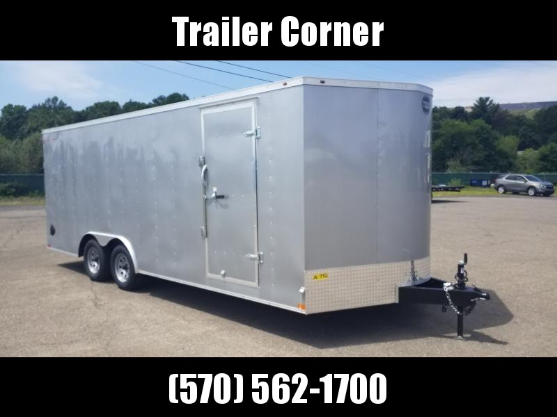 2021 Wells Cargo FT 8.5X20 7K Car / Racing Trailer