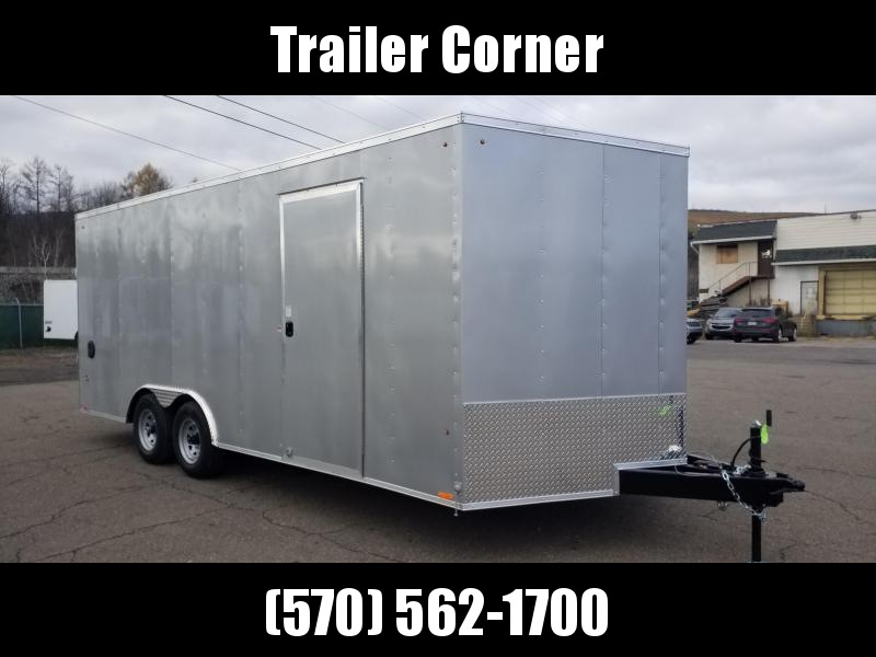 2022 Look Trailers ST 8.5X20 10K DLX EXTRA HEIGHT Car / Racing Trailer