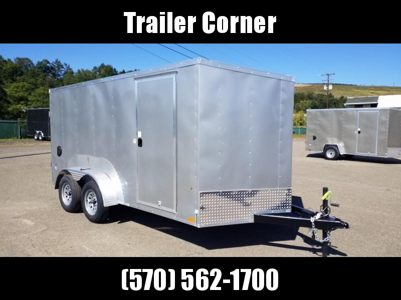 2021 Look Trailers STLC 7X14 RAMP DOOR Enclosed Cargo Trailer