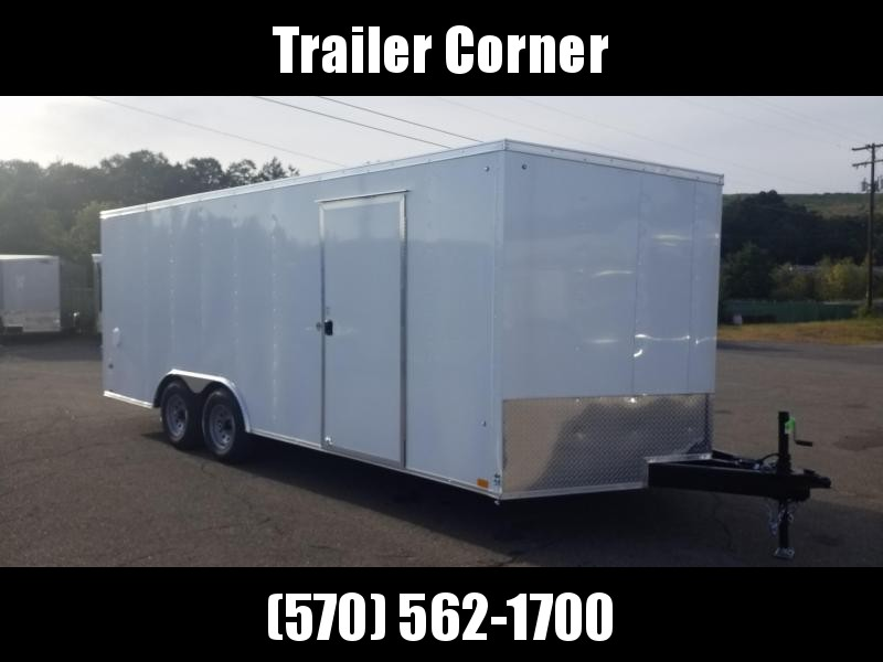 2022 Look Trailers ST 8.5X20 10K DLX Car / Racing Trailer