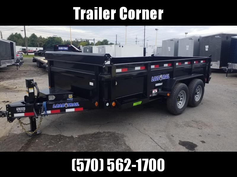 2022 Load Trail 7X14 14K SCISSOR - RAMPS - TARP KIT Dump Trailer
