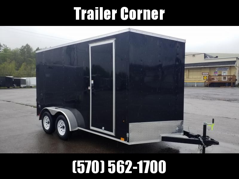 2022 Look Trailers STLC 7X14 - UTV HEIGHT - RAMP DOOR Enclosed Cargo Trailer
