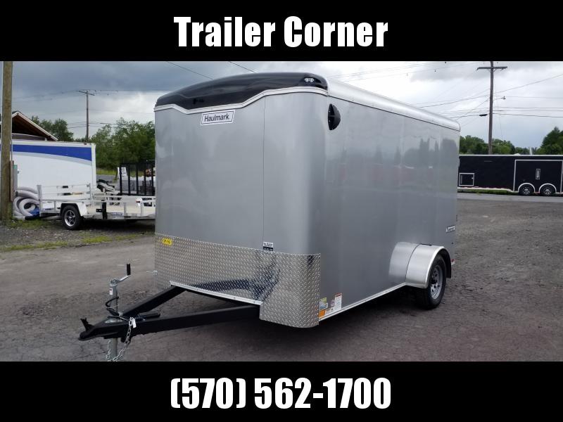 2021 Haulmark TST 7X12 Enclosed Cargo Trailer