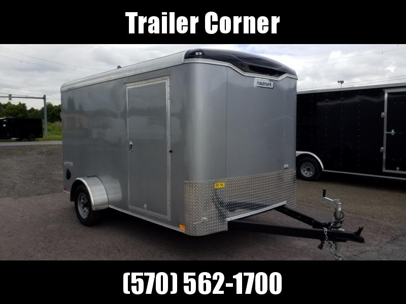2021 Haulmark TST 7X12 Enclosed Cargo Trailer