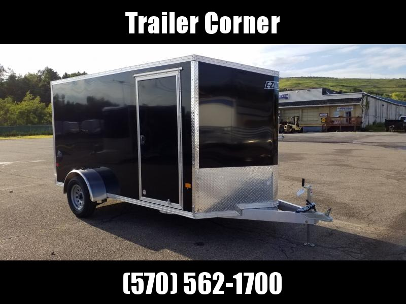 2021 Mission EZEC 6X12 RAMP DOOR Enclosed Cargo Trailer